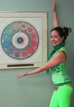 Connie sets Aquarius energy free