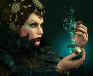 mystical dark perfumedeva of opopanax
